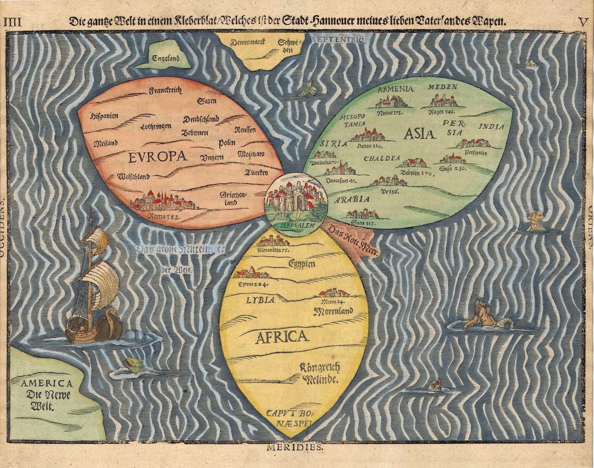 1581_Bunting_clover_leaf_map